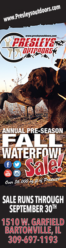 2016 Presleys Waterfowl Sale