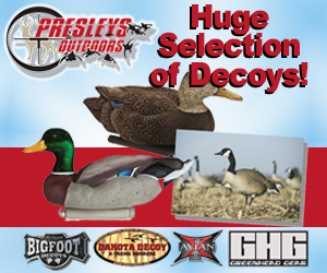 presleys decoys on sale