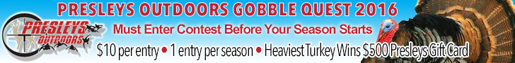 Gobble Quest 2016 ad