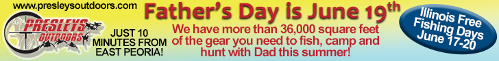 Fathers Day 2016 at Presleys Outdoors