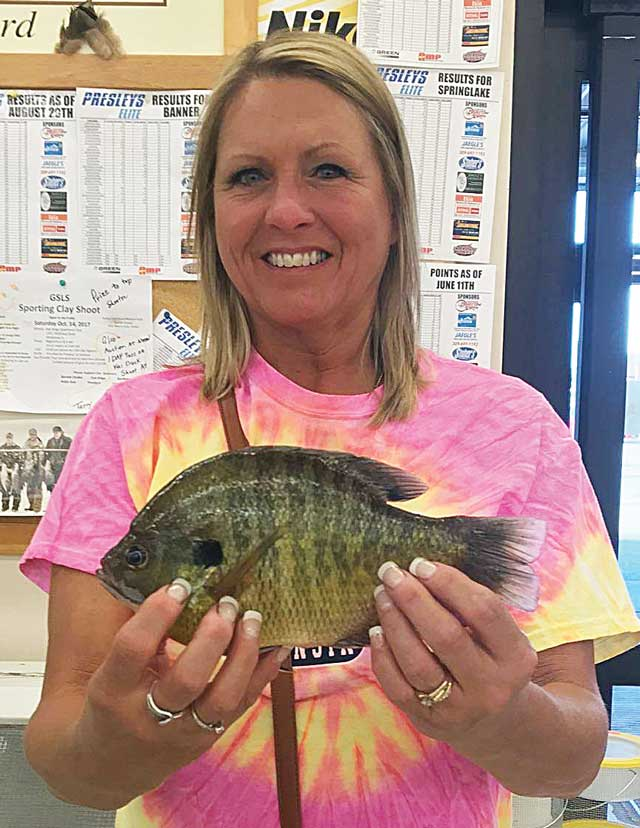 knox county blue gill presleys outdoors