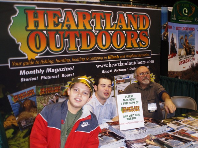 The Heartland Booth