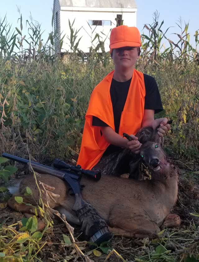 youth deer illinois
