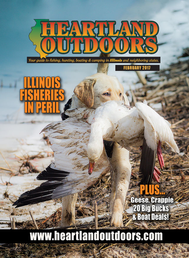 Heartland Outdoors February 2017 Cover