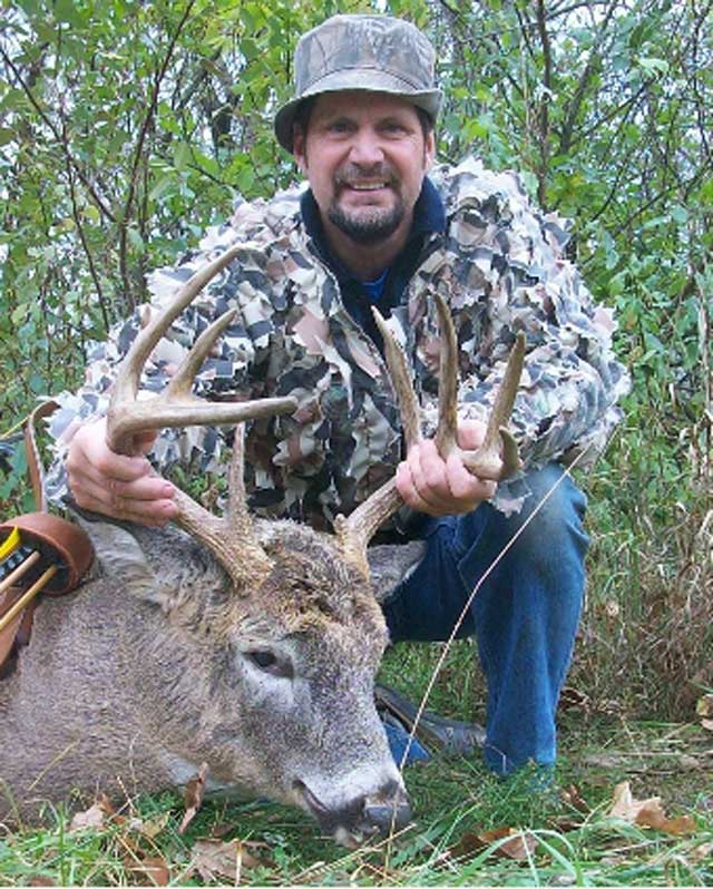 madison county buck Illinois Deer