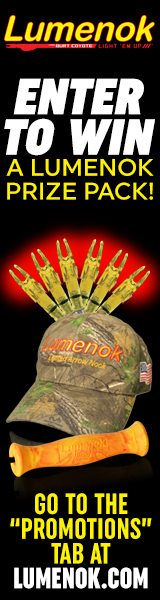 Lumenok Heartland Outdoors Prize Giveaway