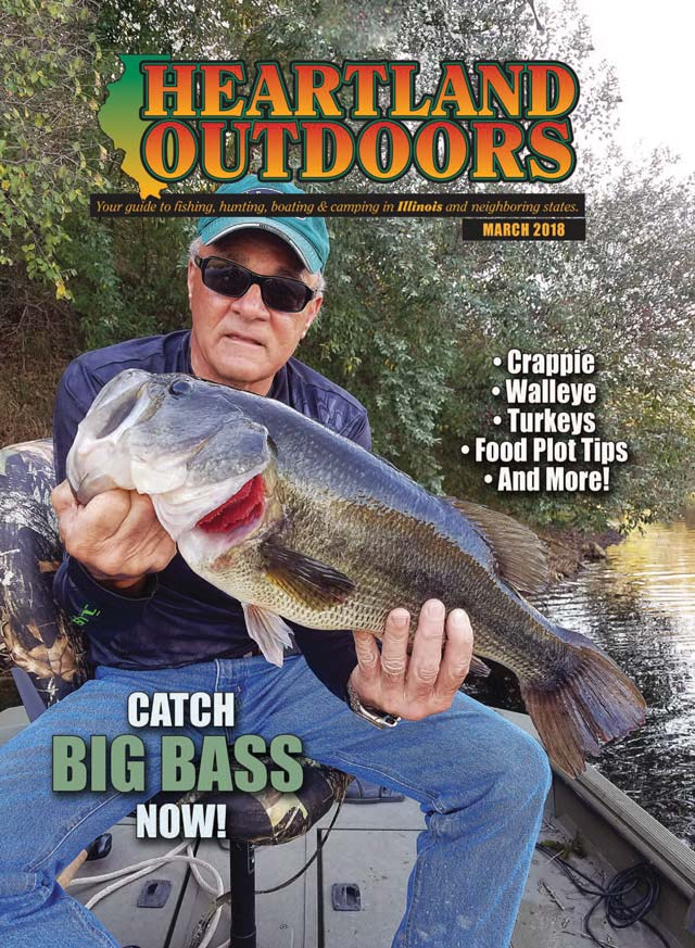 ho march cover illinois bass