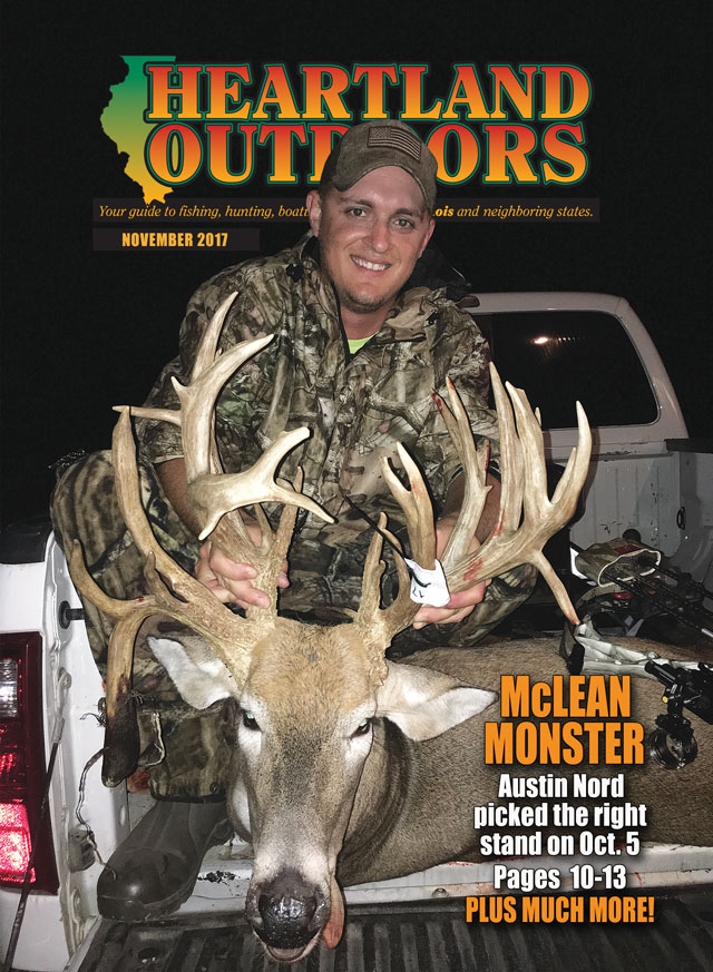 Heartland Outdoors cover November 2017