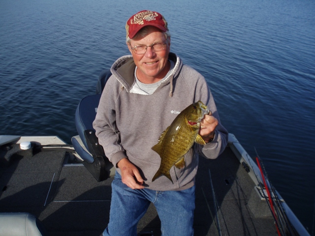 Pete's smallie