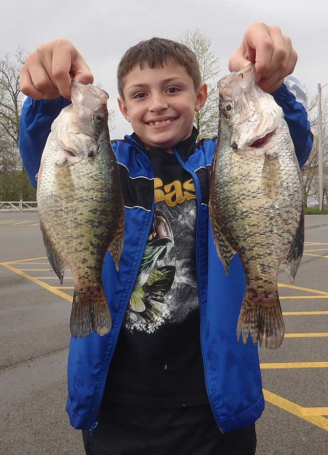 Austin Ford crappie