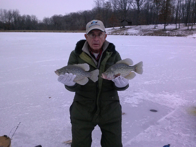 Ronnie Bankes Crappie