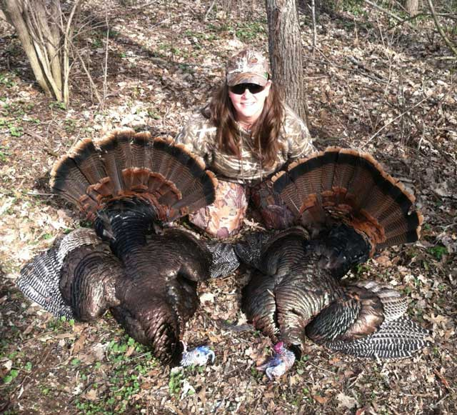 Nikki Cook Turkeys