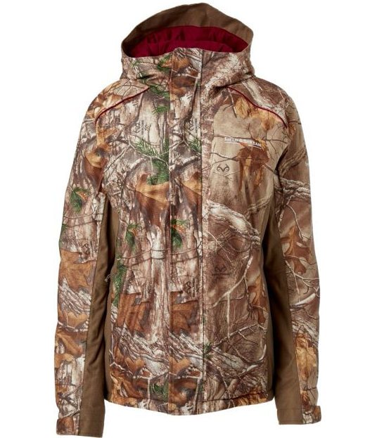 Field and Stream True Persuit Women's Insulated Hunting Jacket