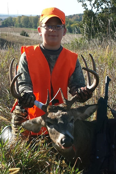 gorisek youth buck