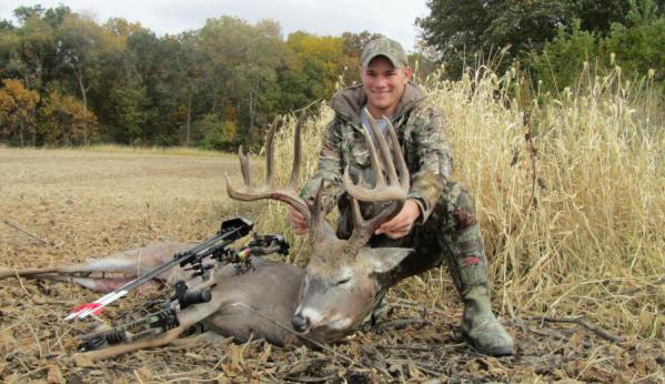 hancock county buck