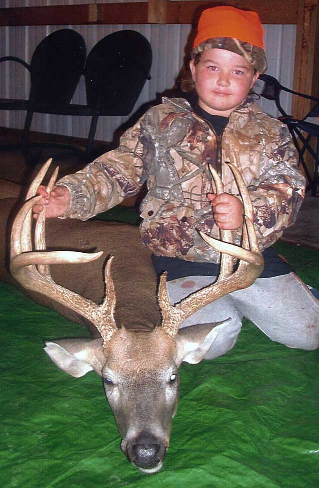 dixon youth buck