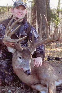 tight crop mendenhall buck