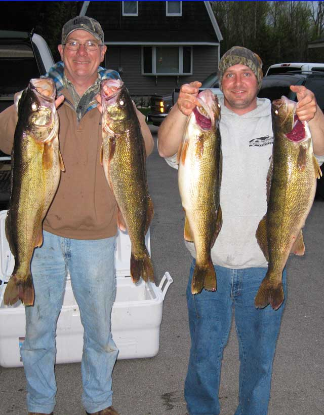 dad's day walleyes