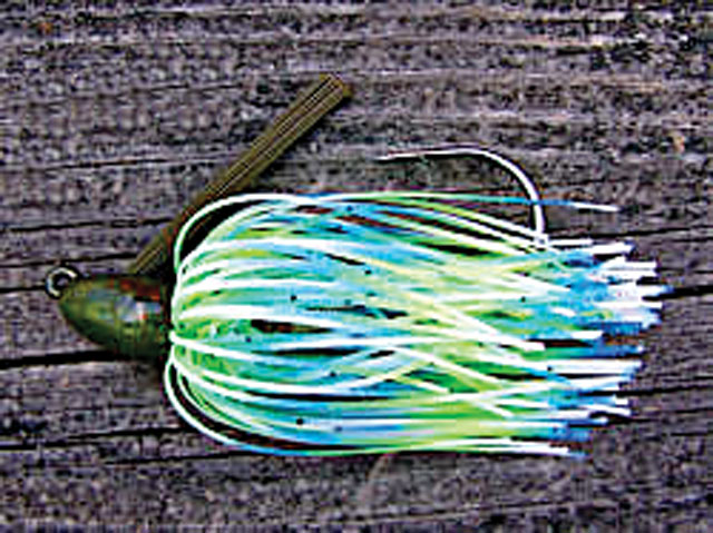 Lure mad from a man soft plastics